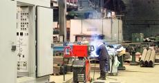 ООО «ПитерЭнергоМаш» завершило производство модульной подстанции 35/6 кВ для ОАО «НК «Роснефть».